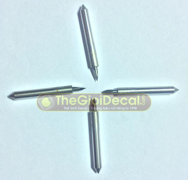 Lưỡi dao máy cắt decal GCC loại thân lớn kiểu Roland