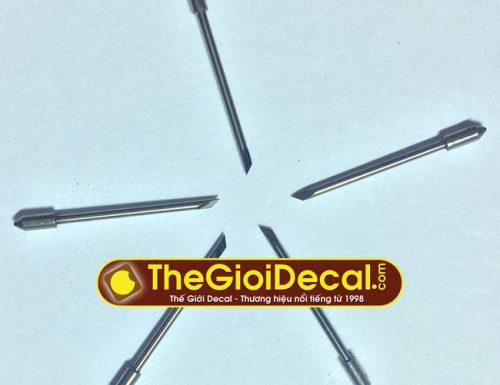 Lưỡi dao máy cắt decal TQ kiểu Graphtec CB09 (lưỡi nhỏ)