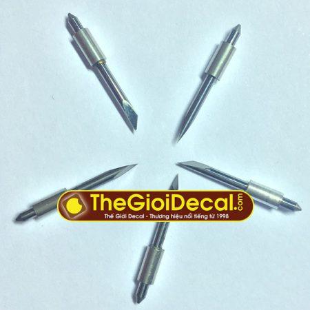 Lưỡi dao máy cắt decal kiểu Graphtec loại CB15 TQ cắt decal dầy