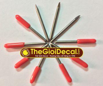 Lưỡi dao máy cắt chữ Pcut, Kcut, kingcut TQ kiểu Mimaki giá rẻ