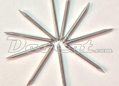 Tại sao lưỡi dao máy cắt decal nhanh mòn, cùn, hết sắc bén?